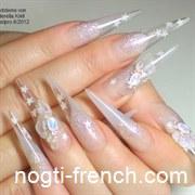 Наращивание,моделирование ногтей Киев
