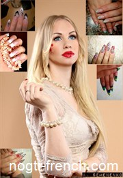Наращивание и дизайн ногтей по низким ценам!!!