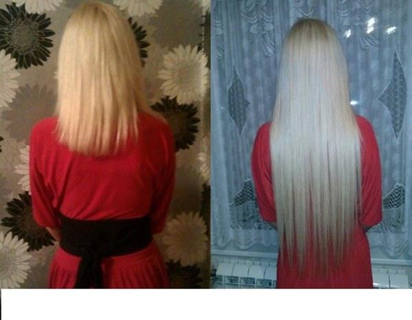 Наращивание волос кировград