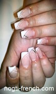 Лучшее наращивание ногтей в тольятти