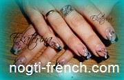 Красивые ногтики от Екатерины